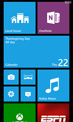 metro ui windows phone