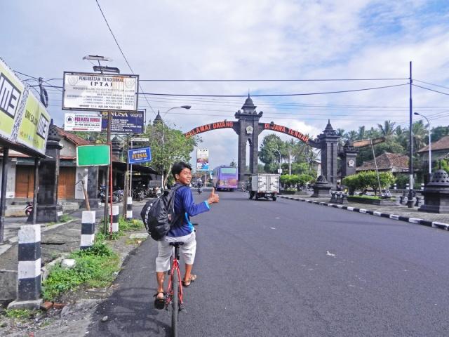 selamat datang, Jawa Tengah!