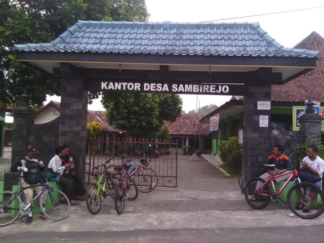 pitstop #1 kantor desa