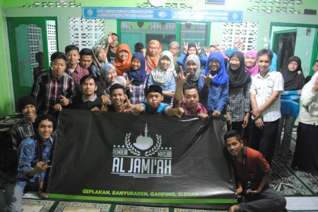 remaja masjid al jami'ah