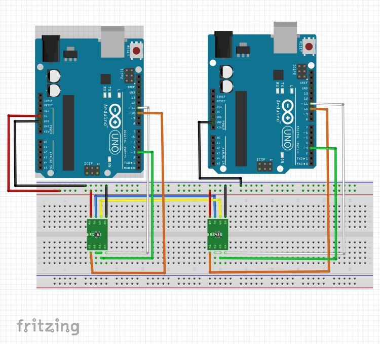 Tutorial: Komunikasi arduino menggunakan RS485 – ferindra